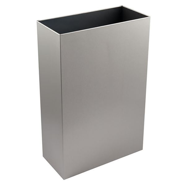 Stainless Steel 50ltr waste bin