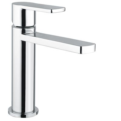 SanCeram Hartley mono basin mixer - Chrome