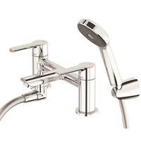 SanCeram deck mounted bath / shower mixer tap