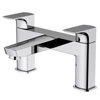 SanCeram Marden deck mounted bath filler tap
