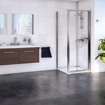 SanCeram Bi-Fold shower door