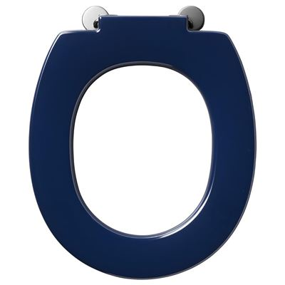 Armitage Shanks Contour 21 kids toilet seat only – blue child toilet seat