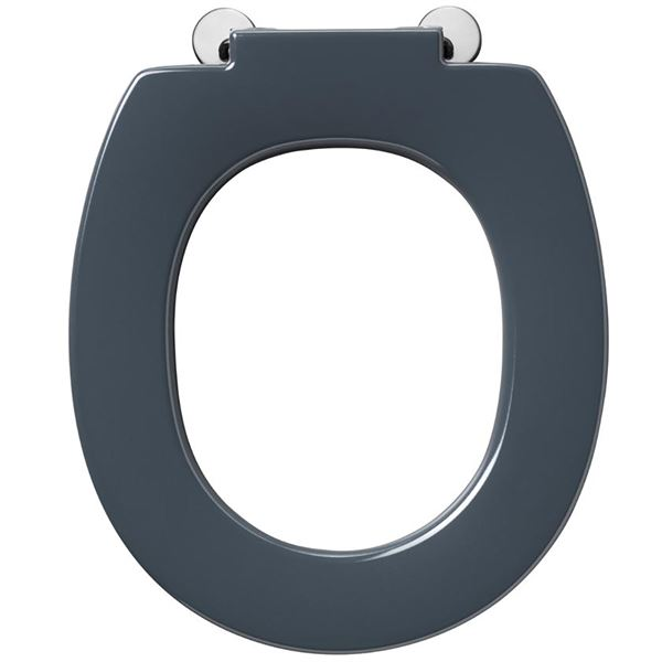 Armitage Shanks CArmitage Shanks Contour 21 kids toilet seat. Charcoal child toilet seat for Contour 21 kids toilet