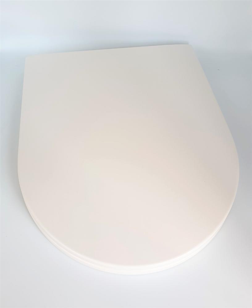 Sanceram Langley Curve Slim Soft Close Seat Amp Cover Wc