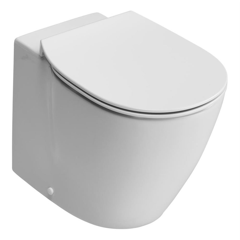 Ideal Standard Toilet.Concept Back To Wall Toilet Pan