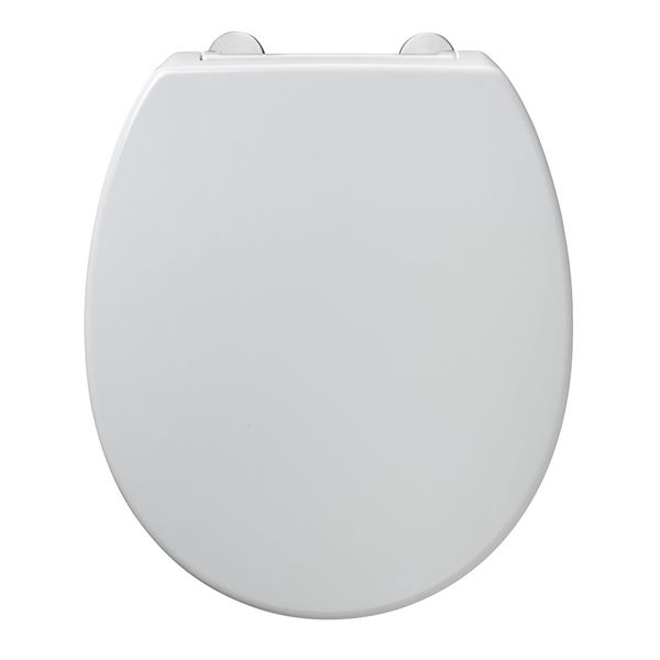 Armitage Shanks Contour 21 toilet seat – white child toilet seat for Contour 21 toilet for schools