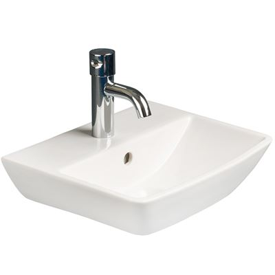 SanCeram Langley 400 wall hung basin