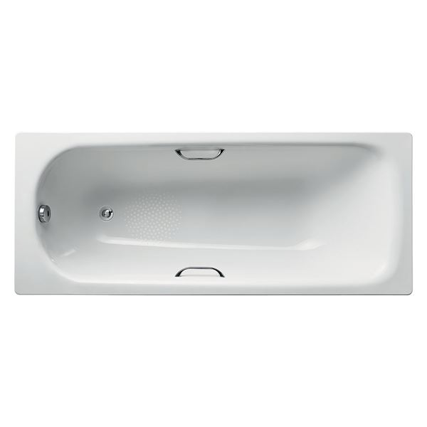 Armitage Shanks Sandringham 21 1700 x 700mm steel bath