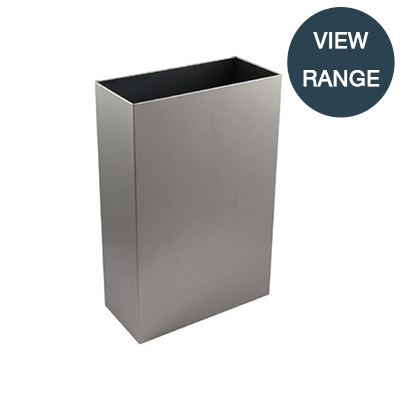Commercial Restroom Waste Bins
