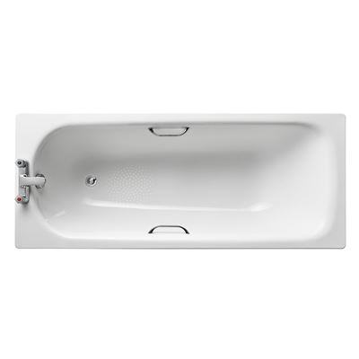Armitage Shanks Sandringham 21 water saving steel bath