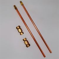 Copper tails and adaptors