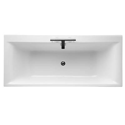 Ideal Standard Concept 1700 x 750mm 2 tap hole bath