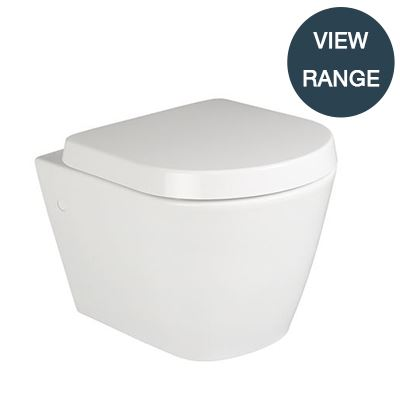 SanCeram Langley wall mounted WC pan