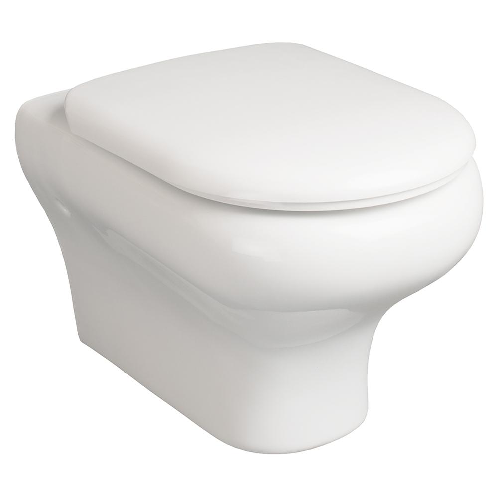 SanCeram Chartham Wall Mounted WC Pan | Wall Hung Toilet - The ...