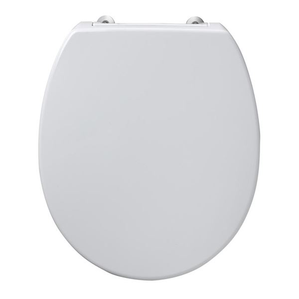 Armitage Shanks Contour 21 child size toilet seat for 355 school toilet pan – white kids toilet seat