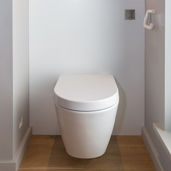 SanCeram Langley wall mounted WC