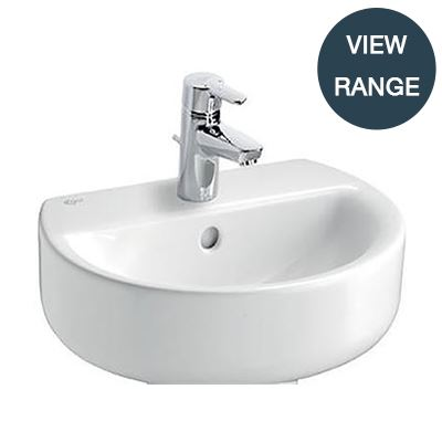 Armitage Shanks and Ideal Standard Basins