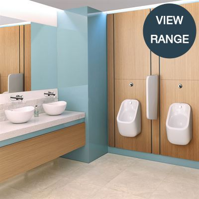 Commercial Sanitary ware toilets, basins and urinals