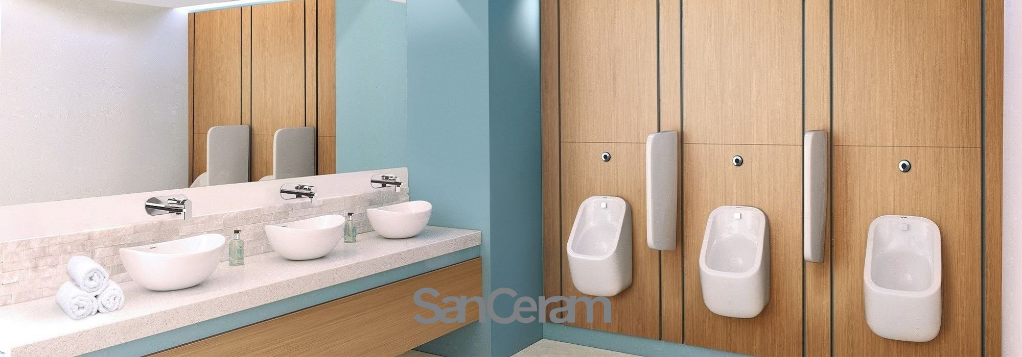 Commercial Sanitaryware