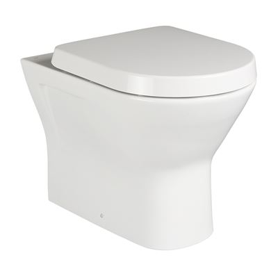 SanCeram Langley back to wall toilet pan