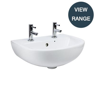 SanCeram Chartham wash basin