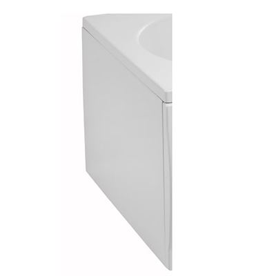 SanCeram Chartham 700mm bath end panel