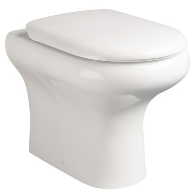 SanCeram Chartham back to wall toilet wc pan