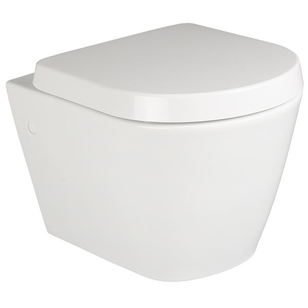 SanCeram Langley wall mounted WC toilet pan
